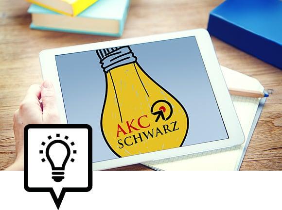 Leistungsbereich AKC Schwarz: Softwareentwicklung