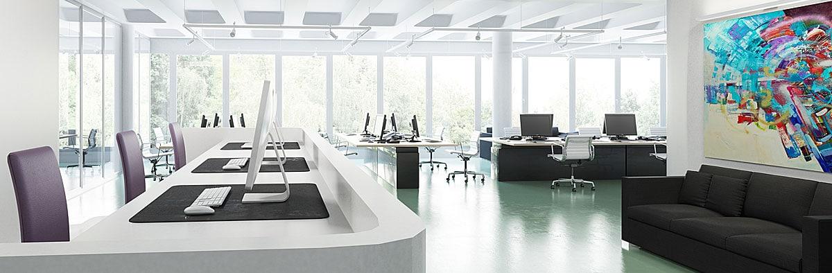 AKC Schwarz GmbH Erftstadt Büroraum