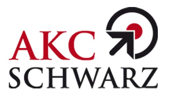 AKC Schwarz GmbH Retina Logo